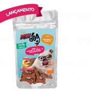 Bifinhos para Cães MeuDog Healthy Vegetariano Frutas 60g