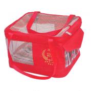 Bolsa Aerial Pet Companhia Aérea Latam Vermelha