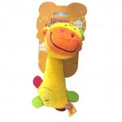 Brinquedo Dog Pelucia Mamys Girafa 19cm