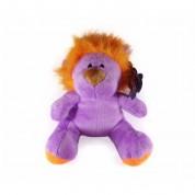 Brinquedo Leão Pelúcia Uniktoys 18cm
