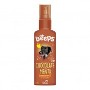 Colônia Beeps Body Splash Pet Society Chocolate com Menta - 120ml
