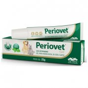 Creme Dental Periovet Gel Vetnil - 25g