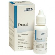 Drasil Anti-Enjoo Para Cães e Gatos 20ml