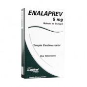 Enalaprev 5mg Cepav 20 Comprimidos
