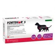 Fortekor 5 com 28 Comprimidos