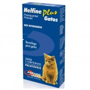Helfine Plus Gatos 2 Comprimidos