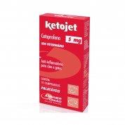 Ketojet 5mg com 10 comprimidos