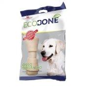 Ossinho Para Cachorro Integral 100% Vegetal Nó 5/6 - Pacote com 1 Unidade