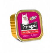Patê Primogato Premium Carne Adultos 150g