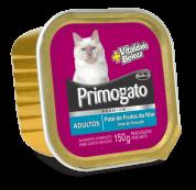 Patê Primogato Premium Frutos do Mar Adultos 150g