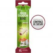 Petisco Dog Licious Bacon Bone 80g