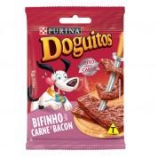 Petisco Nestlé Purina Carne com Bacon Doguitos para Cães 65g