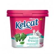 Petisco Snack Kelcat Hálito Fresco Sabor Menta 40g