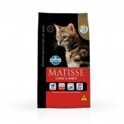 Ração Farmina Matisse Carne e Arroz para Gatos Adultos 800g