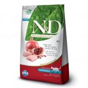 Ração Farmina N&D Grain Free Gatos Castrados Frango 1,5kg