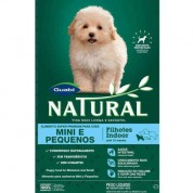 Ração Guabi Natural Filhotes Raças Mini e Pequenas Indoor 1kg