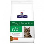 Ração Hills Feline Prescription Diet R/D Perda de Peso - 1,81kg