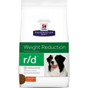 Ração Hills Prescription Diet r/d Baixa Caloria Cães 1,5kg