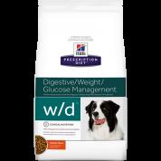 Ração Hills Prescription Diet w/d Digestive 1,5kg
