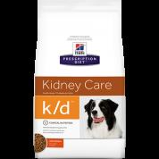 Ração Hills Prescription k/d Renal Health Canine 1,5kg