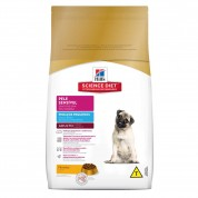 Ração Hills Science Diet Cães Adultos Pele Sensível Pedaços Pequenos 7,5kg