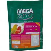 Ração Megazoo Completa para Canários de Cor 900g
