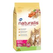 Ração Naturalis Gatos Adultos Frango e Vegetais 3kg