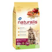 Ração Naturalis Gatos Adultos Salmão e Frutas 3kg