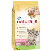 Ração Naturalis Gatos Filhotes Peixe e Frango 1kg