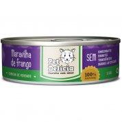 Ração Para Gatos 100% Natural Pet Delícia Maravilha de Frango 110g
