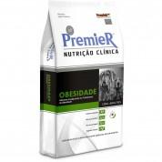 Ração Premier Nutrição Clínica Obesidade Cães 2kg