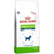 Ração Royal Canin Veterinary Diet Urinary Small Dog para Cães com Doenças Urinárias 7,5kg