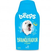 Shampoo Pet Society Beeps Branqueador 500ml