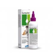 Solução para Limpeza de Ouvido de Cães e Gatos Surosolve 125ml