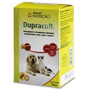 Suplemento Alimentar para Cães e Gatos Dupracor - 100ml