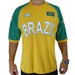 Camisa Kappa Brasil