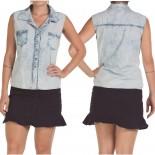 Camisa Regata Uzare Jeans 16219001