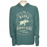 Camiseta Jonny Size Rasta