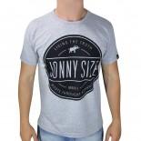 Camiseta Jonny Size Recorte Escudos