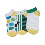 Meia Trifil T05610 Kit 3 Pares Infantil