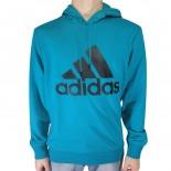 Moletom Adidas Logo Hood