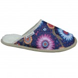 Pantufa Favaris Estampado