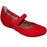 Sapato Cravo e Canela Ref.86416