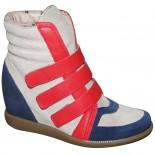 Sneakers Cravo e Canela Ref.90601
