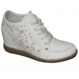 Sneakers Cravo e Canela Ref.90605