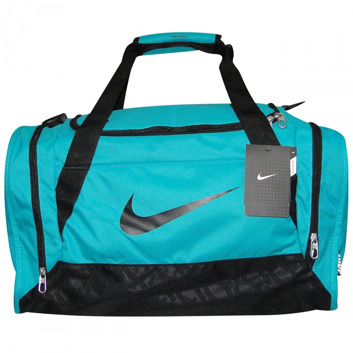 Bolsa De Viagem Da Nike Feminina : Bolsa nike ba  verde preto chuteira