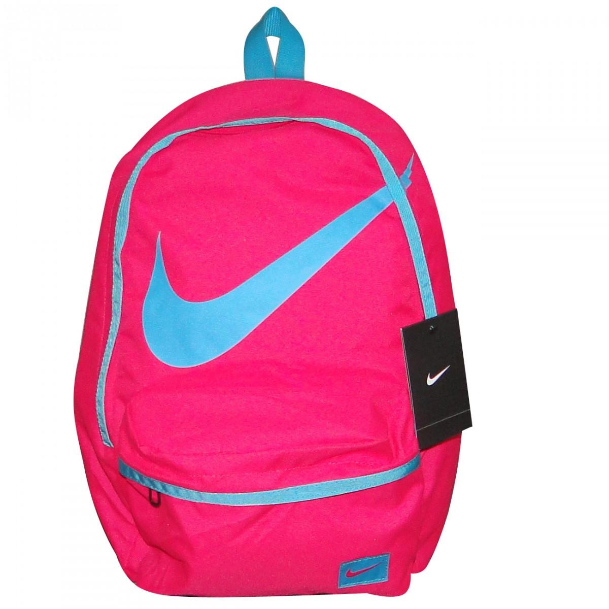 Bolsa De Viagem Da Nike Feminina : Mochila nike ref ba  pink azul chuteira