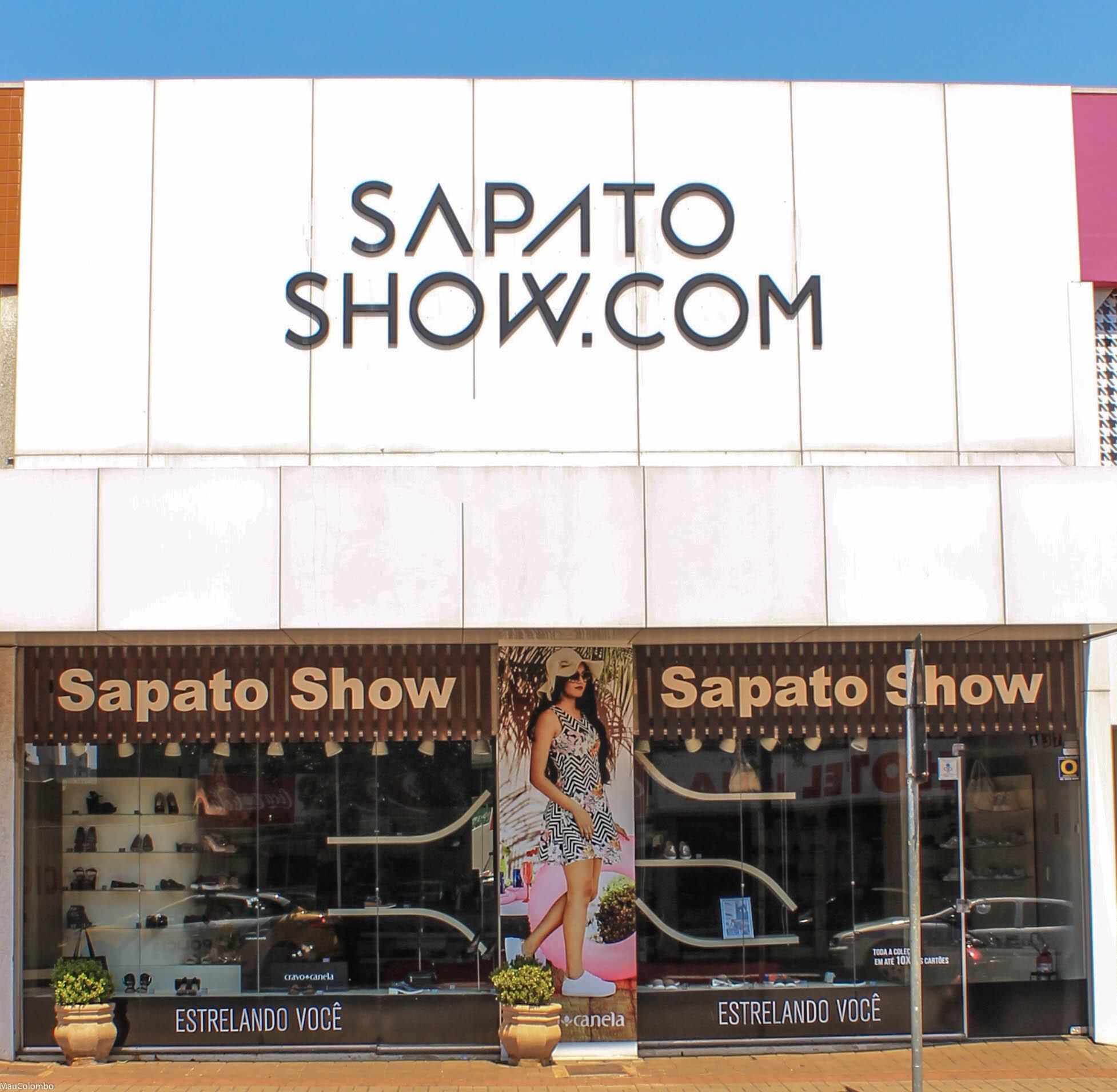 2f557bab2d Loja 1 - Sapato Show