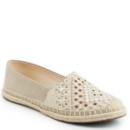 Alpargata com Bordado Vazado Sapato Show 390418