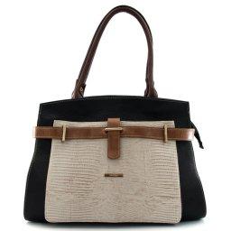 Bolsa Couro Poucelle 2351